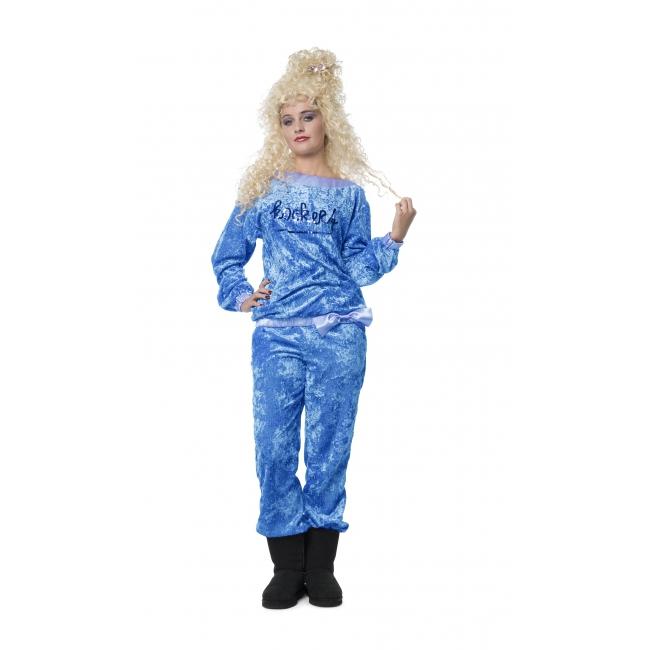 Blauw Roy Donders look-a-like pakken