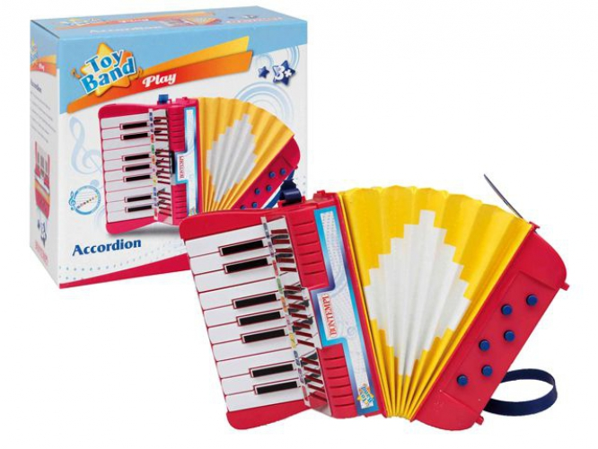 Bontempi speelgoed accordeon