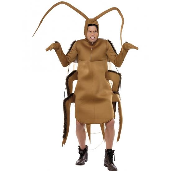 Carnaval Kakkerlak kostuum