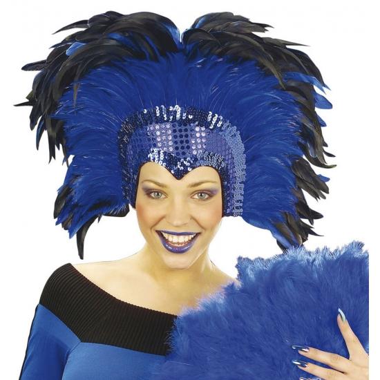 Carnaval Luxe veren tooi