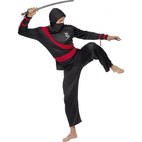 Carnaval Ninja verkleed kostuum