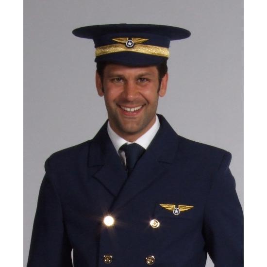 Carnaval Piloten pet luxe