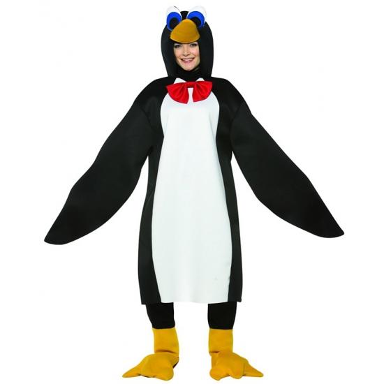 Carnaval pinguin kostuum voor volwassenen