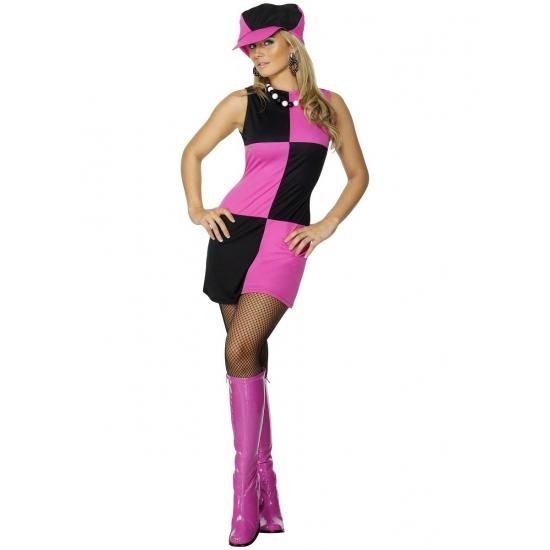 Carnaval Sixties jurk voor dames