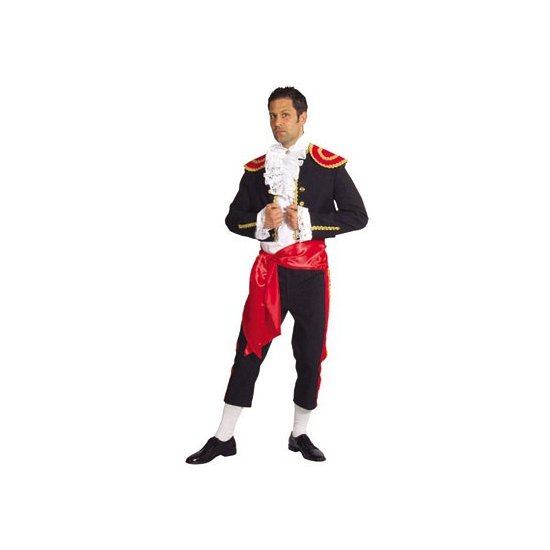 Carnaval Spaanse Matador heren kostuum