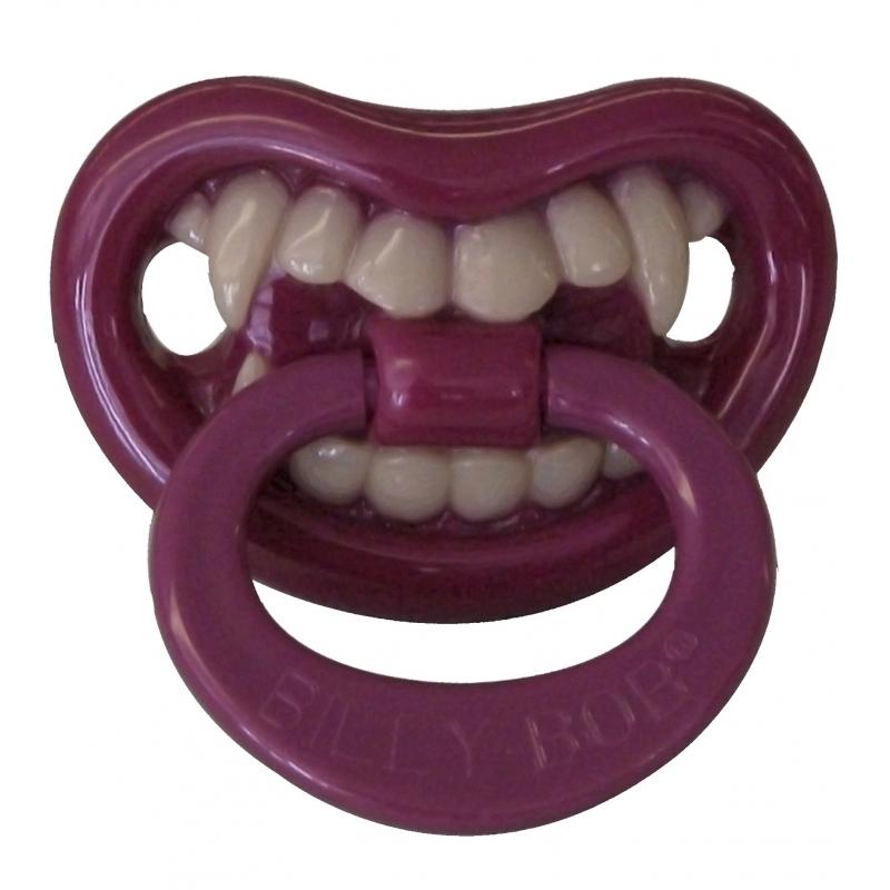 Dracula tanden baby speen