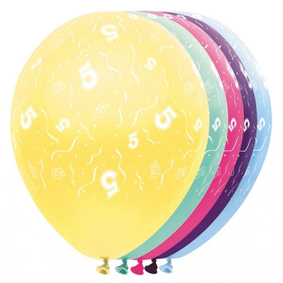 feestversiering-ballonnen-voor-helium-5-jaar-5-stuks