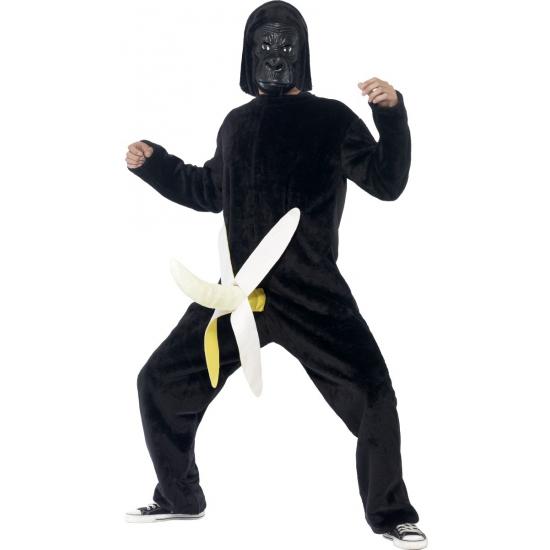 Funny gorilla feestkleding