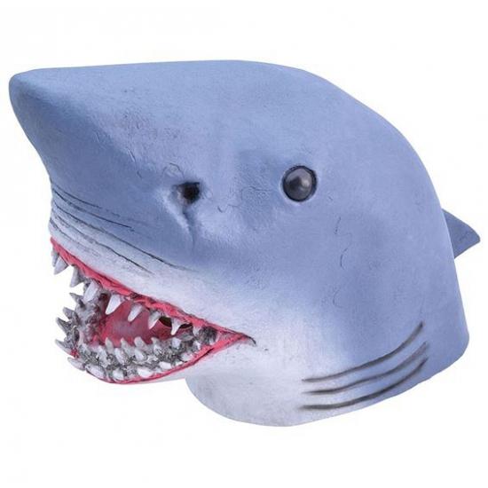 Haaien masker voor volwassenen