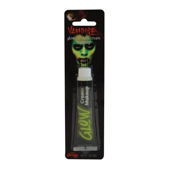 Halloween artikel glow in the dark schmink - Decoratie voor halloween is jezelf ...