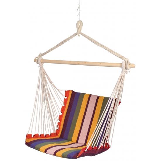 Hangstoel gekleurd