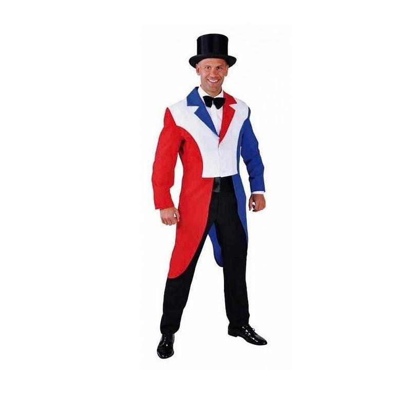 Holland slipjas outfit voor volwassenen