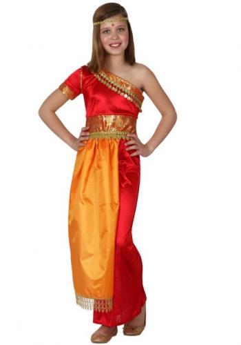 Indische jurk voor meisjes