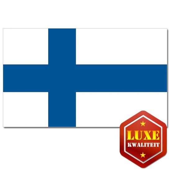 Luxe vlag Finland