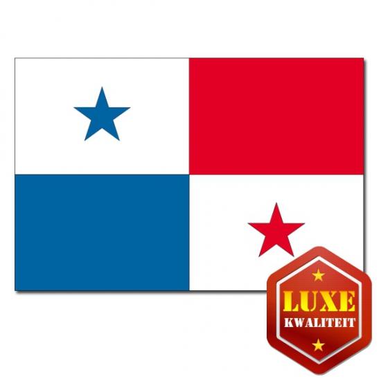 Luxe vlag Panama