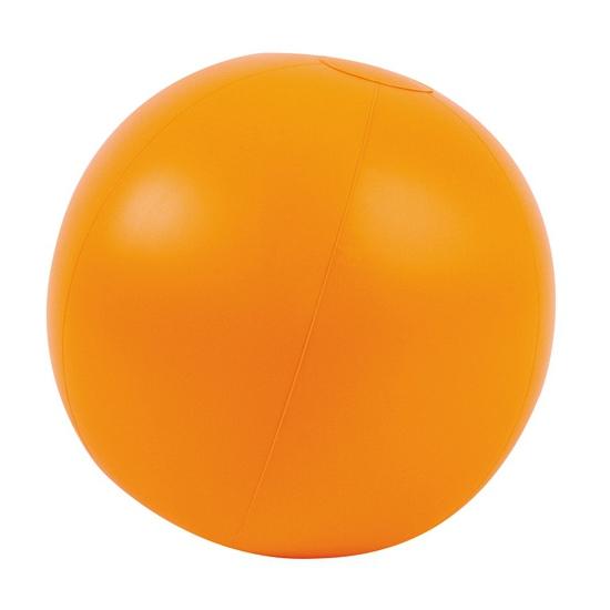 opblaasbare-strandbal-oranje-30-cm