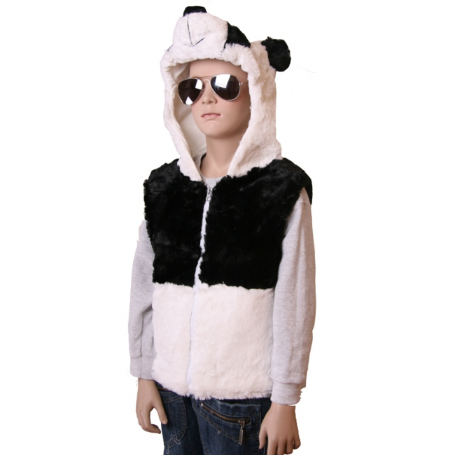 Panda bodywarmer voor kids Alkmaar