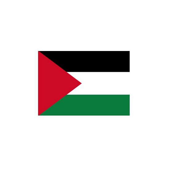Stickers kleine Palestina vlaggetjes