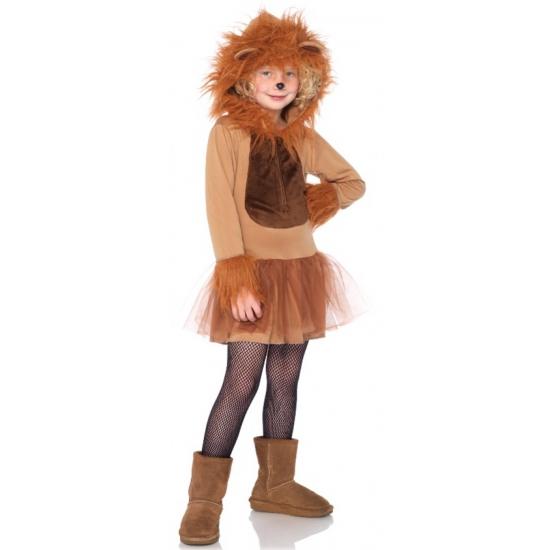 Verkleedkleding leeuw voor kinderen