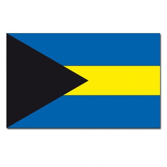 Vlag Bahamas 90 x 150 cm