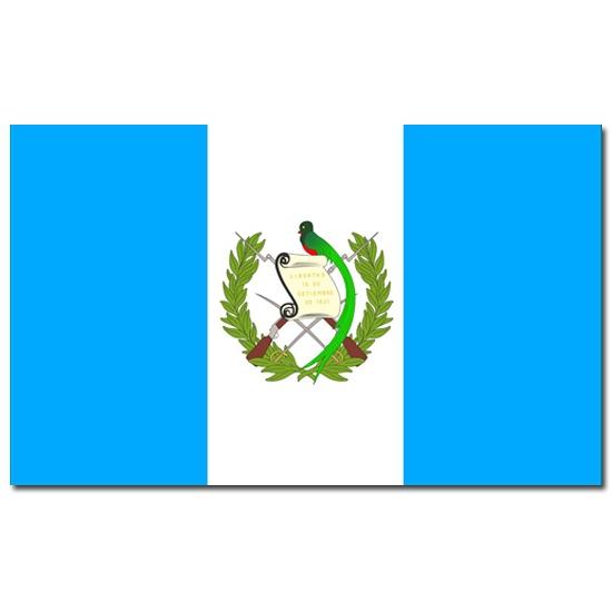 Vlag Guatemala 90 x 150 cm