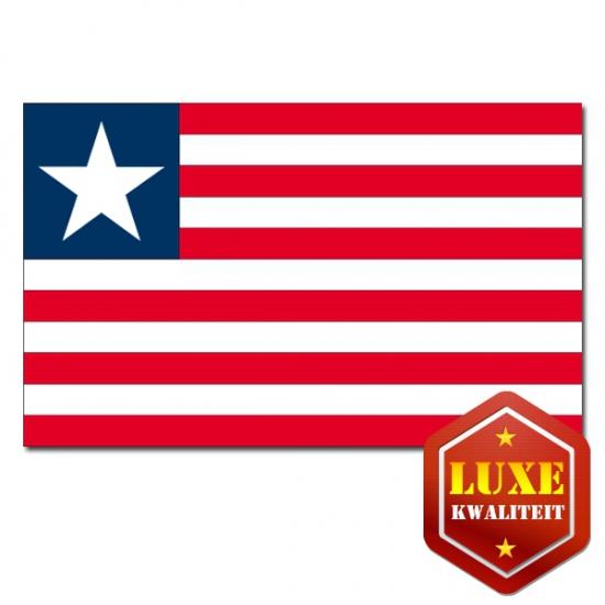 Wereld vlag Liberia