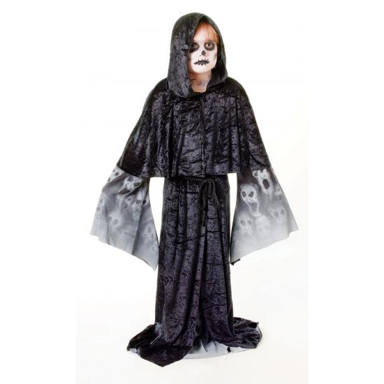 Zwart spoken gewaad voor kinderen