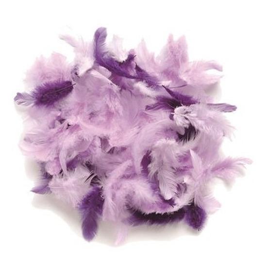 10 gram decoratie sierveren paars tinten