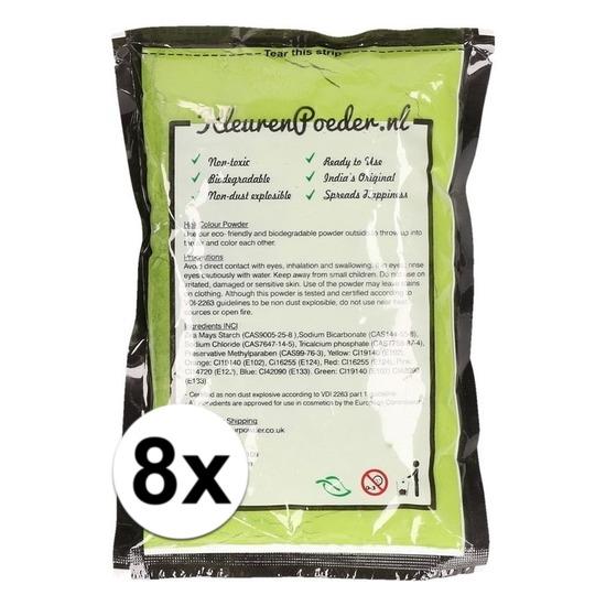 8x-holi-kleurpoeder-groen