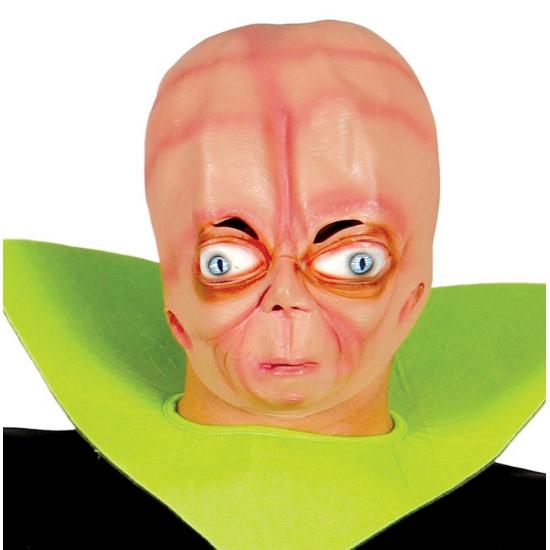 Feest Maskers Carnavalskostuum winkel Alien masker voor volwassenen