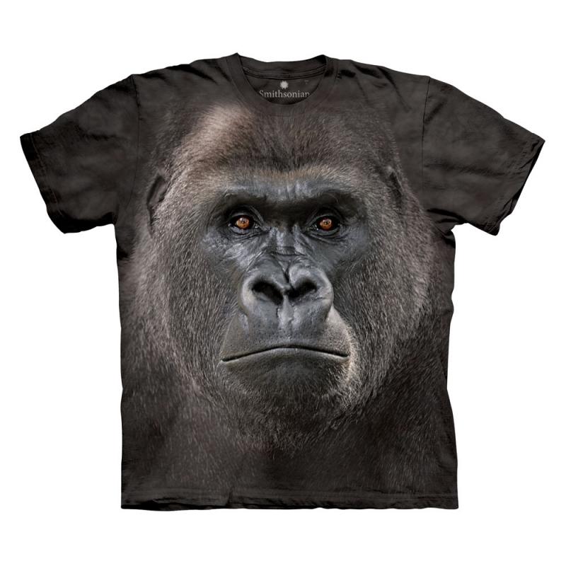 T shirts en poloshirts The Mountain Apen T shirt Gorilla
