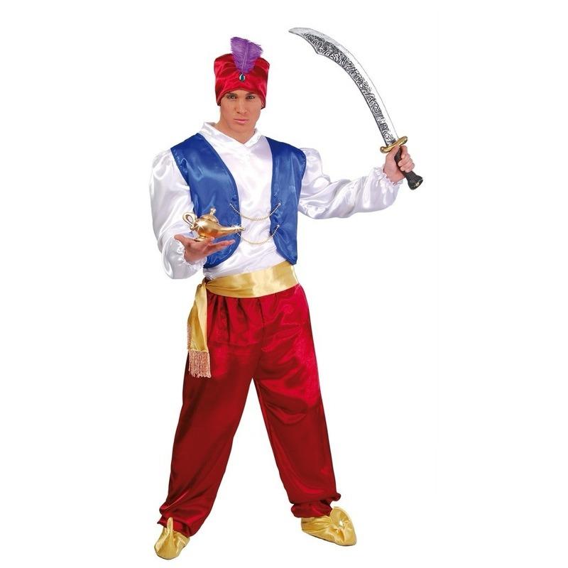 Arabische prins kostuum voor heren