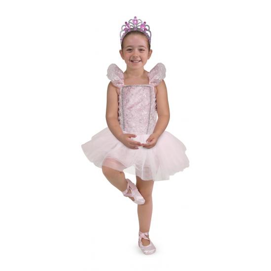 Beroepen kostuums Carnavalskostuum winkel Ballerina verkleedkleding voor meisjes