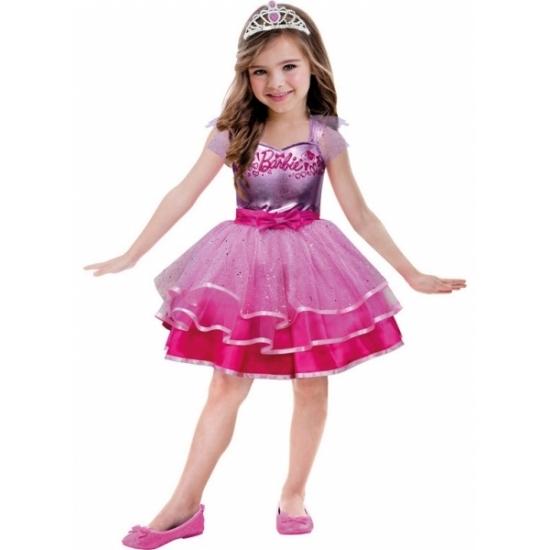 Superhelden en Cartoon kostuums Carnavalskostuum winkel Barbie ballet jurkje voor meiden