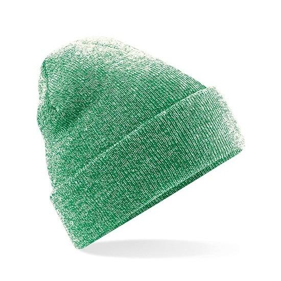 basic-winter-muts-groen-gemeleerd