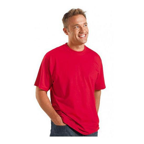 Grote maten kleding Big size t shirts rood 3XL