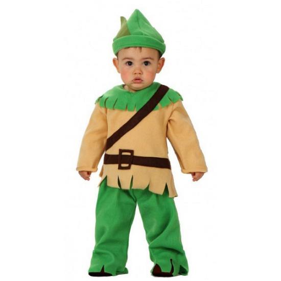 Boswachter outfit babies Carnavalskostuum winkel Fantasy en Sprookjes kostuums