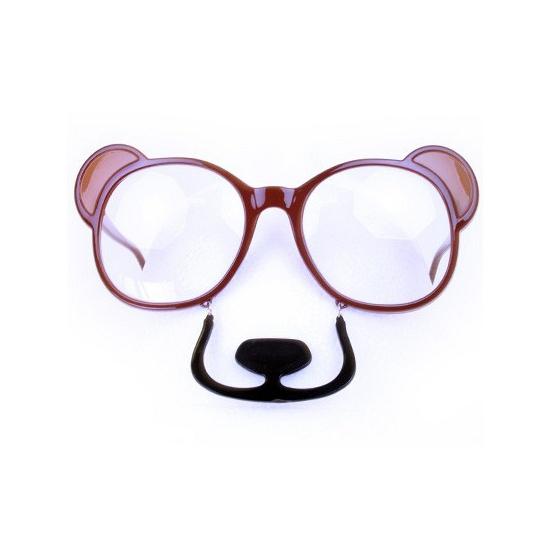 Bril beertje