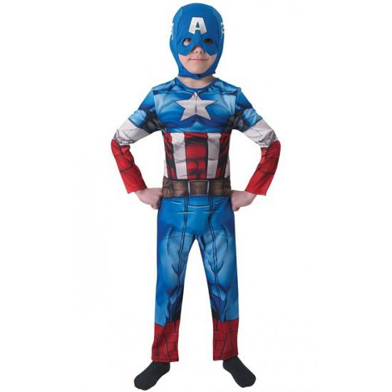 Captain America kostuum voor kinderen