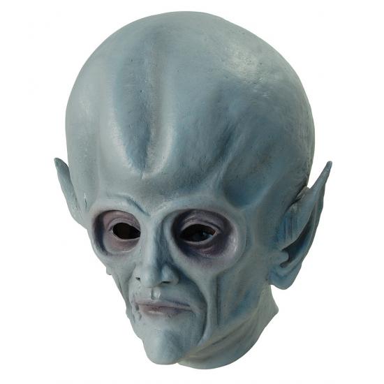 Carnavalskostuum winkel Carnaval Alien masker met jumbo hoofd Feest Maskers