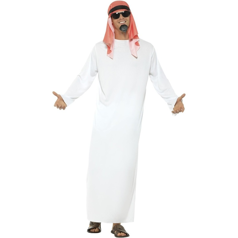 Carnaval Arabieren kostuum