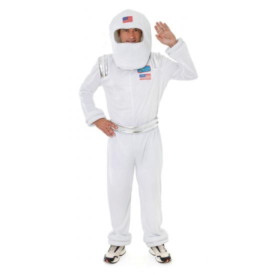 Carnaval Astronauten kostuum met helm