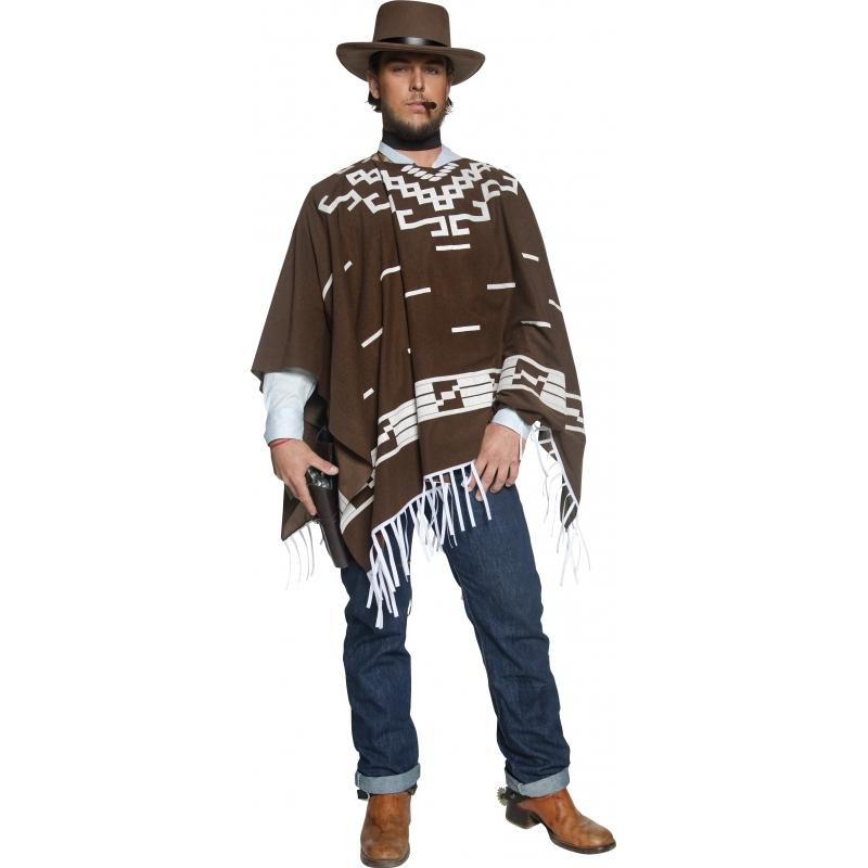 Carnaval Authentieke western cowboy kostuum