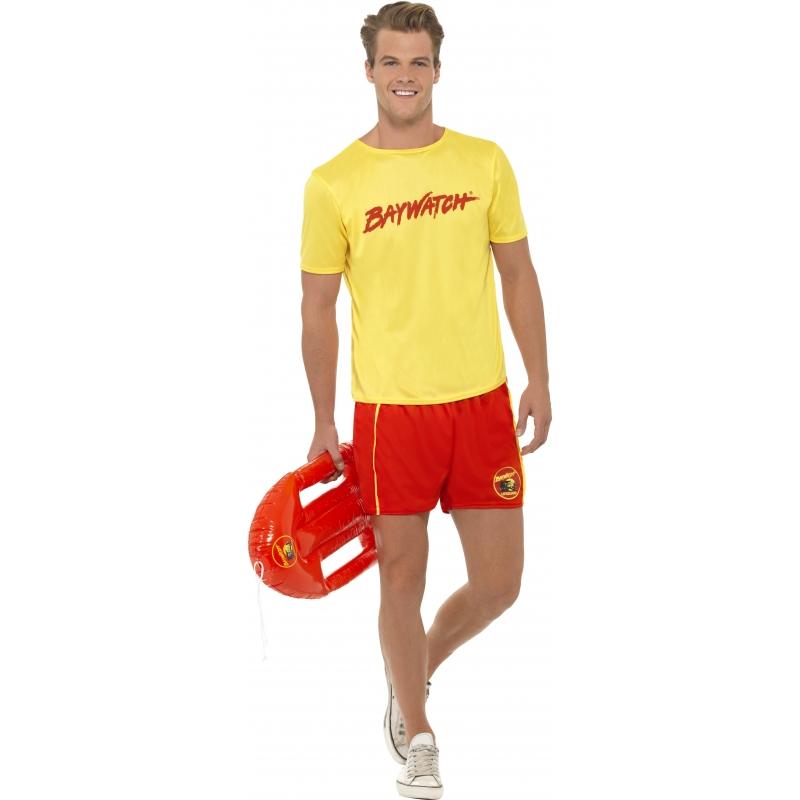 Carnaval Baywatch kostuum heren
