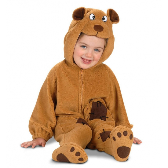 Carnaval Beren baby kostuum
