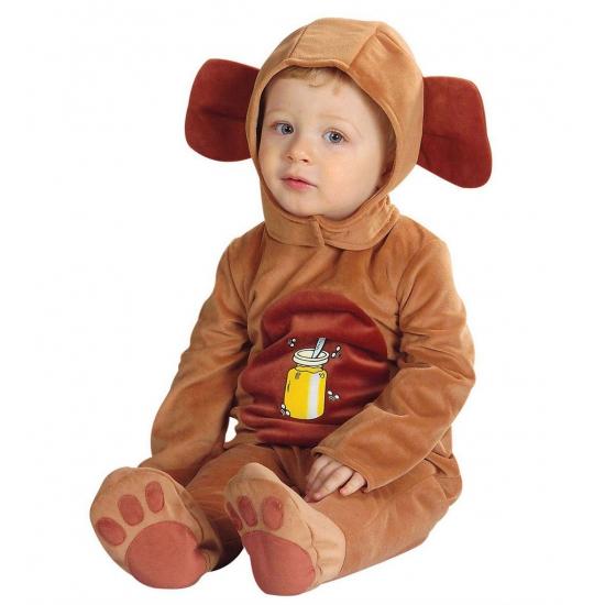 Carnaval Beren kostuum voor baby's