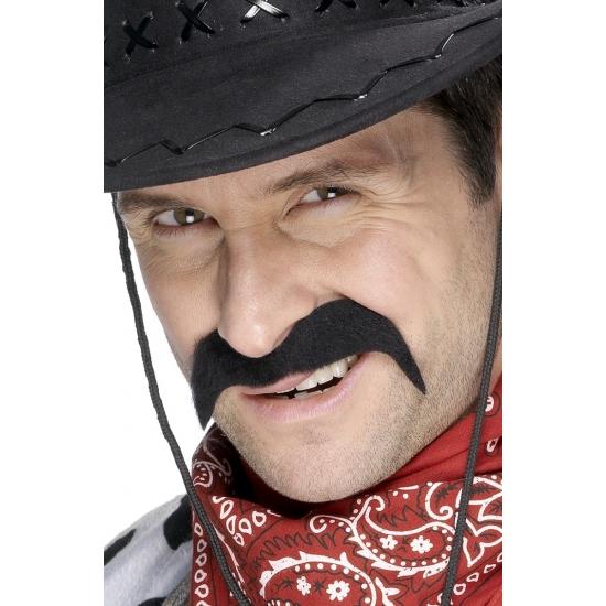 Carnaval Cowboy Snor