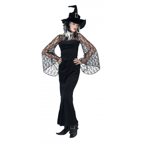 Carnaval Diva heksen jurk