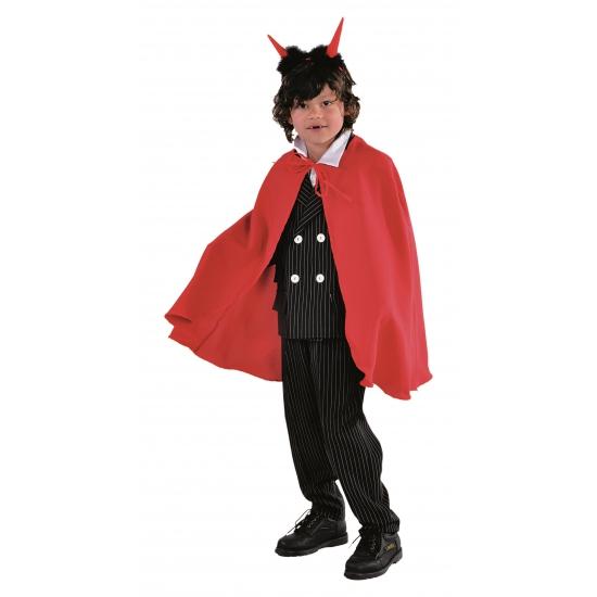 Carnaval Dracula cape kinderen