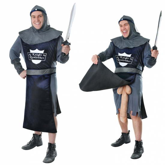 Carnaval Fun ridder kostuum A Knight to Remember